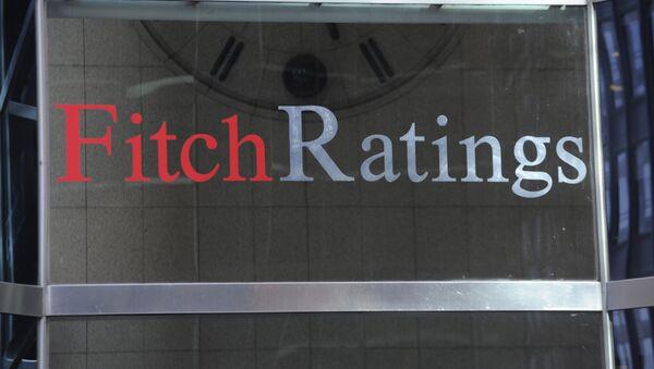 Fitch Ratings - Sputnik Polska