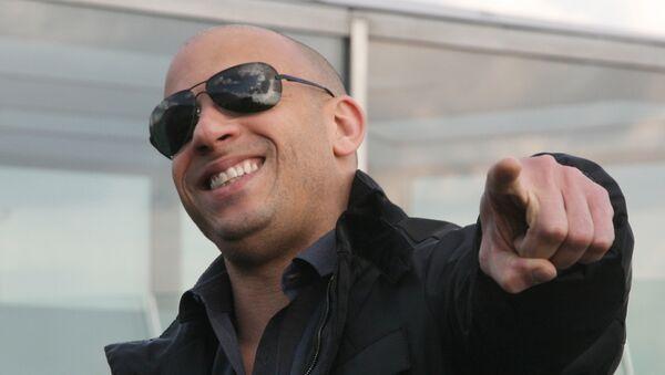 Vin Diesel - Sputnik Polska