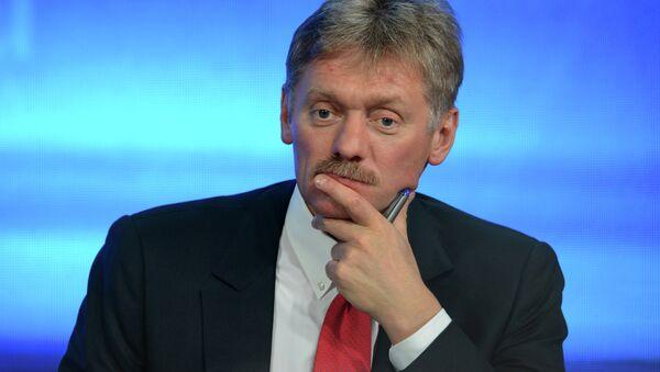 Rzecznik prezydenta Rosji Dmitrij Pieskow - Sputnik Polska