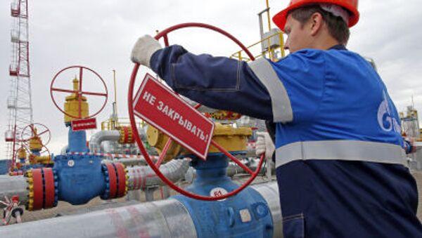 Podziemny magazyn gazu w Kaliningradzie - Sputnik Polska