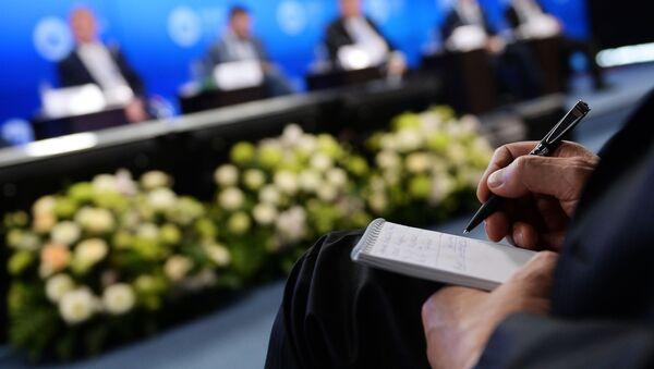 Petersburskie Międzynarodowe Forum Gospodarcze - Sputnik Polska
