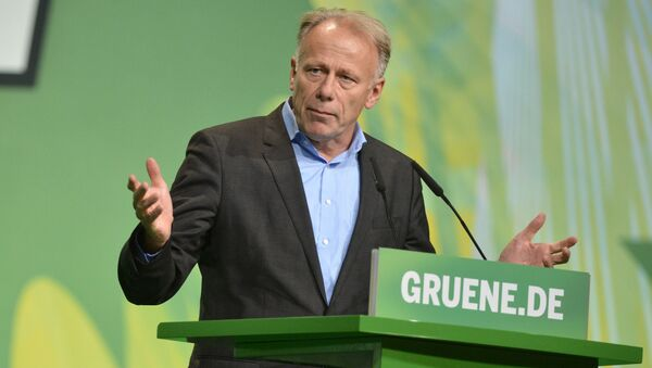 Jürgen Trittin - Sputnik Polska