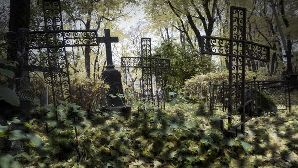 Cmentarz - Sputnik Polska