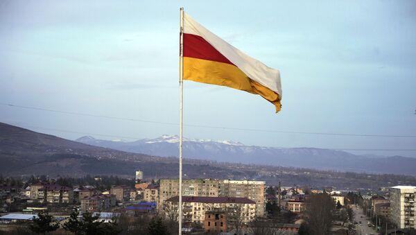 Stolica Osetii Południowej Cchinwał - Sputnik Polska