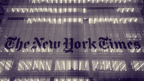 The New York Times - Sputnik Polska