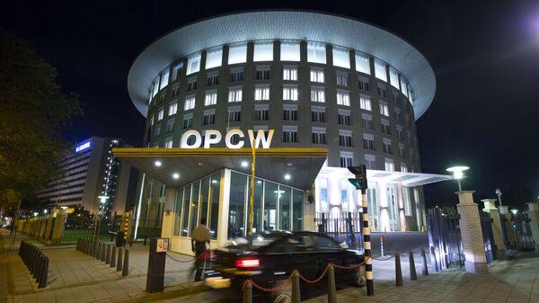 Organizacja ds. Zakazu Broni Chemicznej (OPCW)  - Sputnik Polska