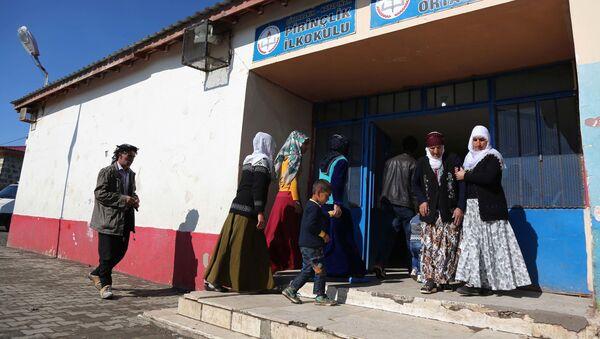 Referendum konstytucyjne w Turcji - Sputnik Polska
