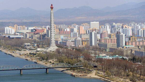Pjongjang, stolica Korei Północnej - Sputnik Polska
