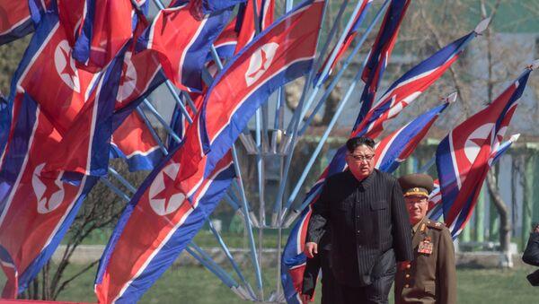 Kim Dzong Un - Sputnik Polska