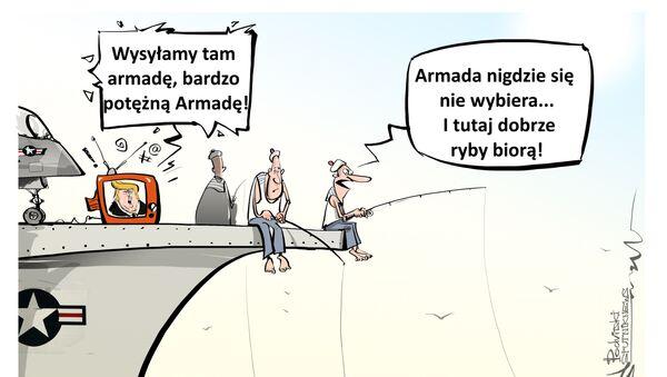 Płyniemy, czy nie płyniemy? - Sputnik Polska