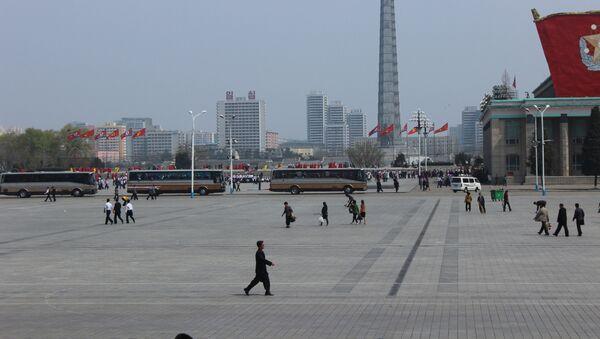 Pjongjang, Korea Północna - Sputnik Polska