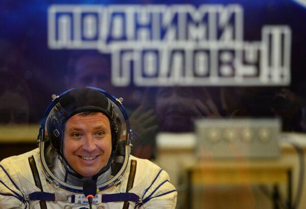 Start rakiety nośnej Sojuz-FG ze statkiem Sojuz-MS-04 z kosmodromu Bajkonur - Sputnik Polska