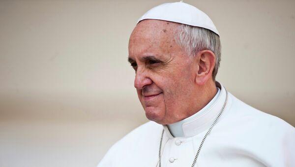 Papst Franziskus - Sputnik Polska