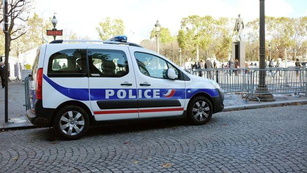 Francuska policja - Sputnik Polska