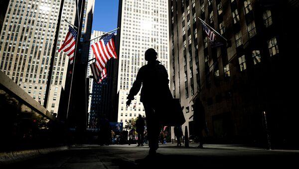 Na jednej z ulic w Nowym Jorku - Sputnik Polska