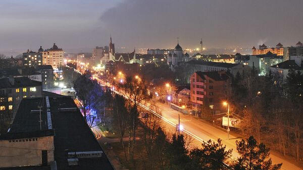 Prospekt Stepana Bandery w Tarnopolu - Sputnik Polska
