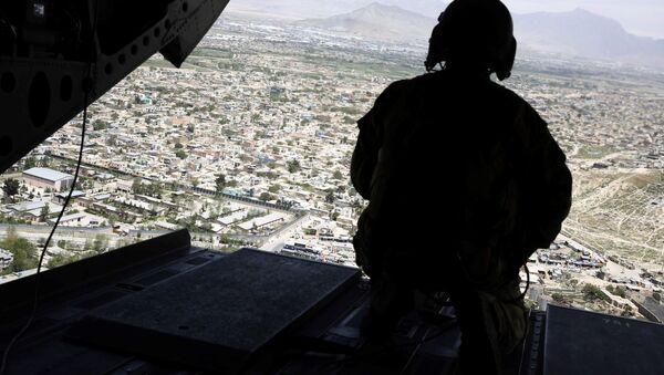 Amerykańskie wojska w Afganistanie - Sputnik Polska