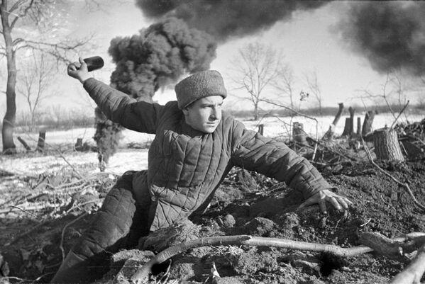 Bitwa stalingradzka. Wrzesień 1942 roku. - Sputnik Polska