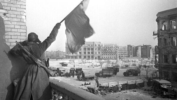 Stalingrad, 1943 rok - Sputnik Polska