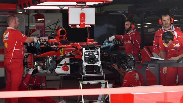 Grand Prix Formuły 1 w Soczi - Sputnik Polska