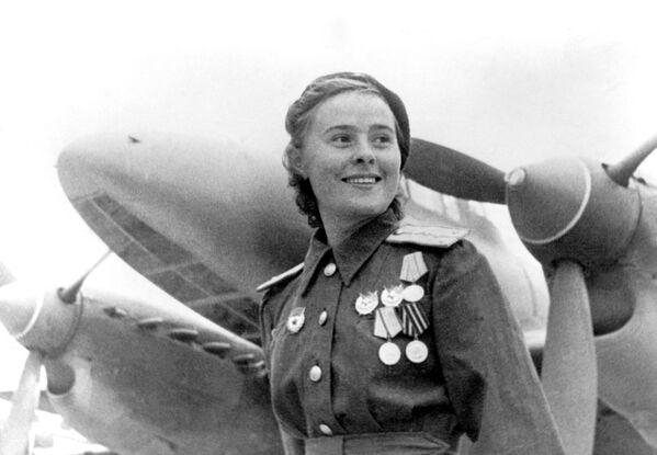 Kobiety na froncie Wielkiej Wojny Ojczyźnianej - Sputnik Polska