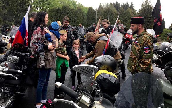 Drogi Zwycięstwa 2017, Słowacja - Sputnik Polska