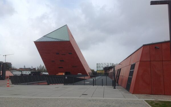Muzeum II Wojny Światowej w Gdańsku - Sputnik Polska