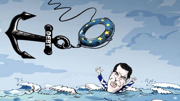 Grecja jest gotowa cierpliwie czekać, aż wierzyciele nie wrócą do realności - Aleksis Tsipras - Sputnik Polska