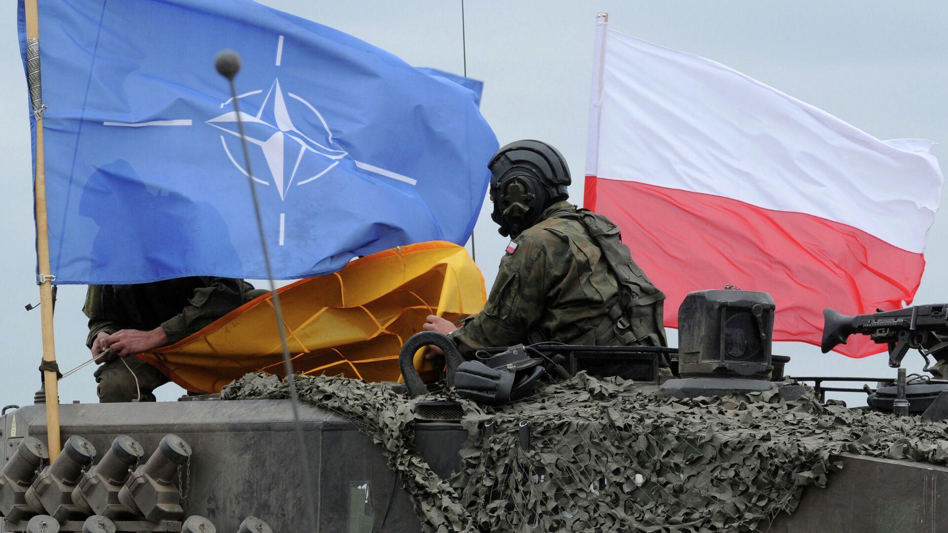 "Manewry NATO ""Noble Jump w Polsce - Sputnik Polska, 1920, 01.10.2021"