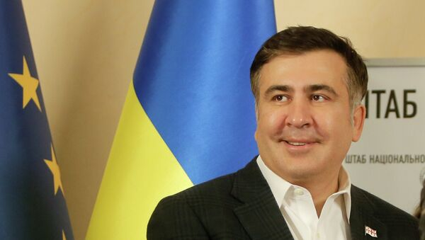 Michaił Saakaszwili - Sputnik Polska