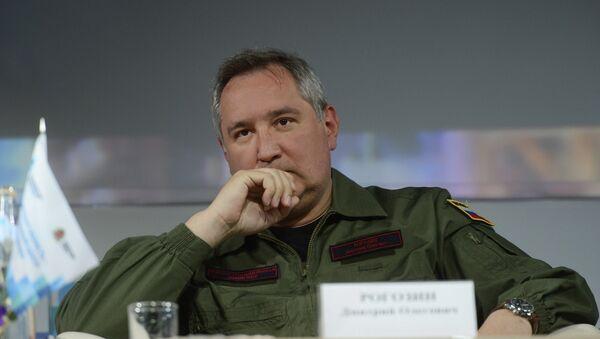 Wicepremier Rosji Dmitrij Rogozin - Sputnik Polska