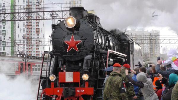Armia Zwycięstwa dotarła do stolicy Uralu - Sputnik Polska