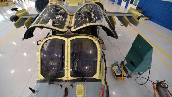 Montaż Ka-52 Aligator - Sputnik Polska