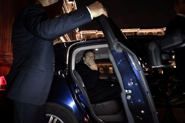 Prezydent elekt Emmanuel Macron. - Sputnik Polska