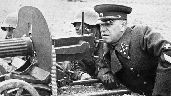 Marszałek Gieorgij Żukow. - Sputnik Polska