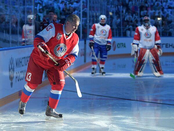 Nocny Festiwal Hokeja w Soczi - Sputnik Polska