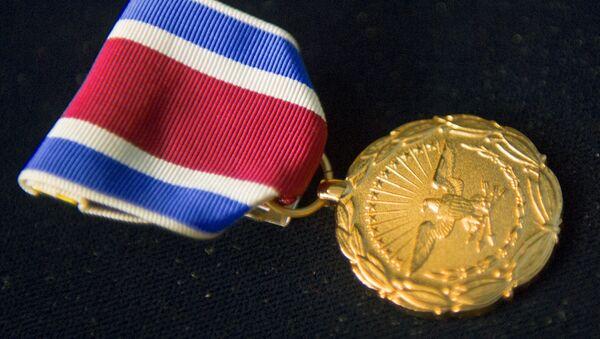 Turecki oficer zrezygnował z amerykańskiego medalu - Sputnik Polska