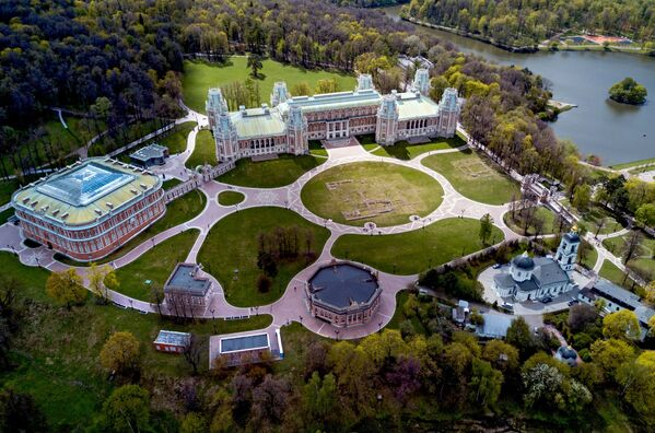 """We wrześniu odbędzie się jesienny quest """"Śladami człowieka"""", którego tematem będzie działalność człowieka w parku i jego wpływ na środowisko naturalne. - Sputnik Polska"""
