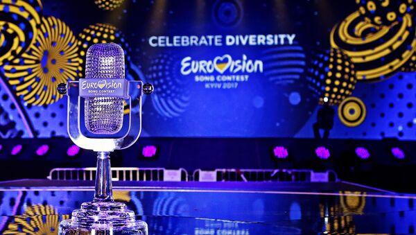 Konkurs Piosenki Eurowizja-2017 w Kijowie - Sputnik Polska