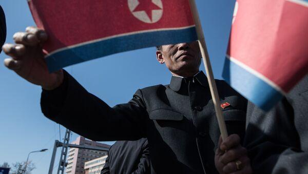 Korea Północna wystrzeliła w niedzielę rano, czasu lokalnego, niezidentyfikowany pocisk - Sputnik Polska