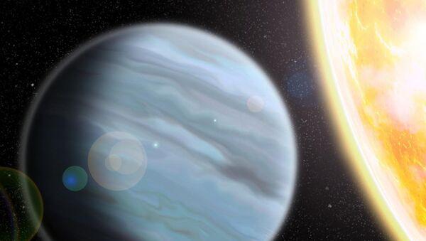 Odkryta przez uczonych planeta KELT-11b w gwiazdozbiorze Sekstanta - Sputnik Polska