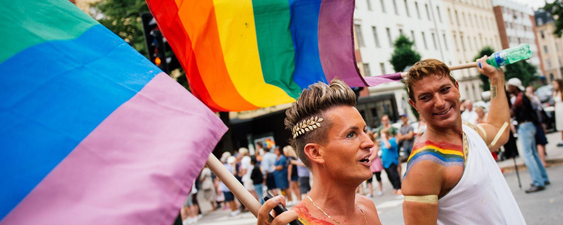 LGBT - Sputnik Polska, 1920, 11.03.2021
