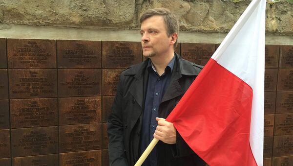 Mateusz Piskorski - Sputnik Polska