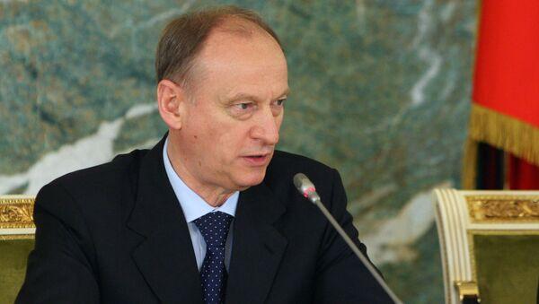 Sekretarz Rady Bezpieczeństwa Rosji Nikołaj Patruszew - Sputnik Polska