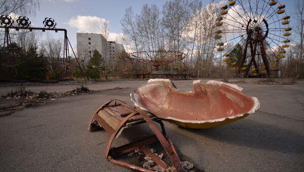 Strefa Wykluczenia wokół Czarnobylskiej Elektrowni Jądrowej - Sputnik Polska