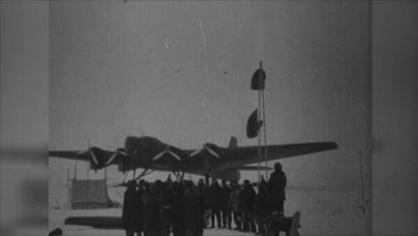 Początki zdobywania Arktyki - Sputnik Polska