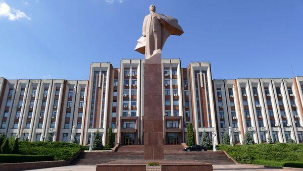 Rada Najwyższa Naddniestrzańskiej Republiki Mołdawskiej w Tyraspolu - Sputnik Polska