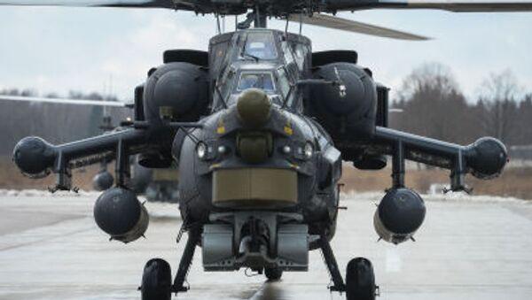 Mi-28 H Nocny łowca - Sputnik Polska