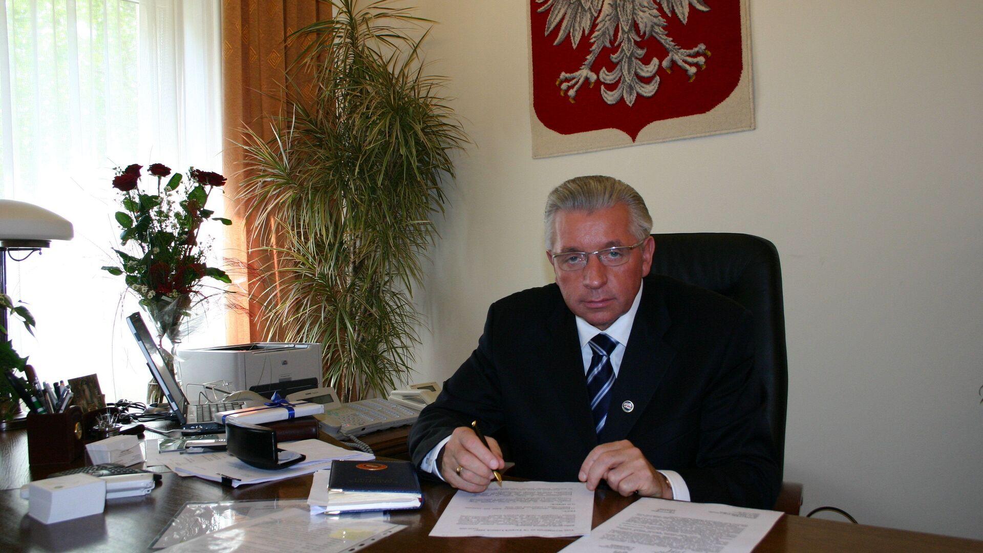 Andrzej Lepper - Sputnik Polska, 1920, 05.08.2021