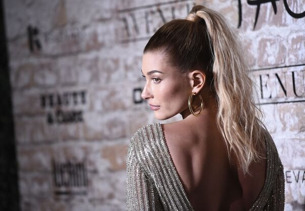 Najseksowniejsza kobieta świata - Hailey Baldwin - Sputnik Polska